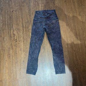 Lululemon🍋 ankle leggings